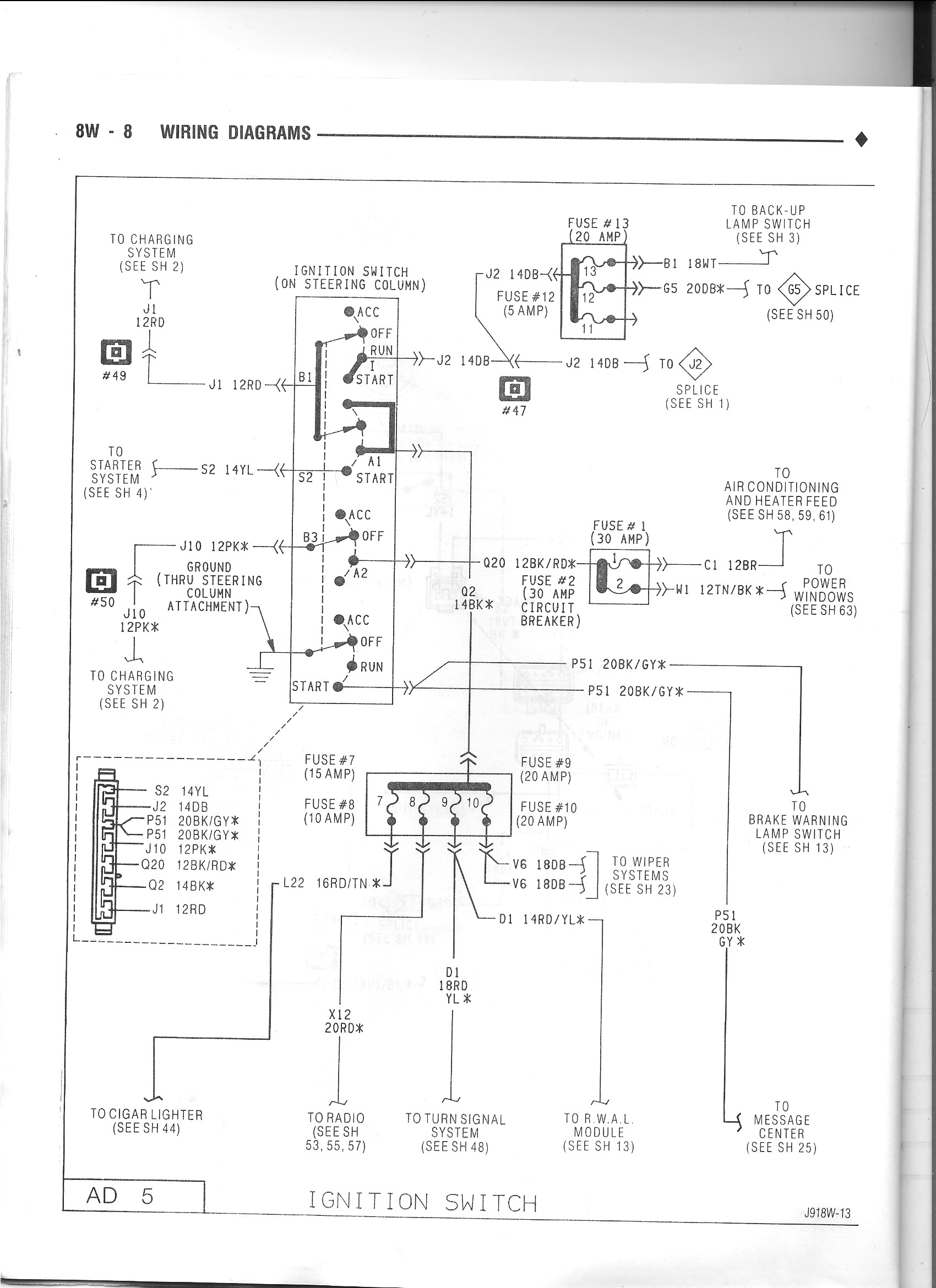 1991 dodge w250 wiring diagram 1987 dodge w250 wiring diagram new to me 1990 w250 - dodge cummins diesel forum