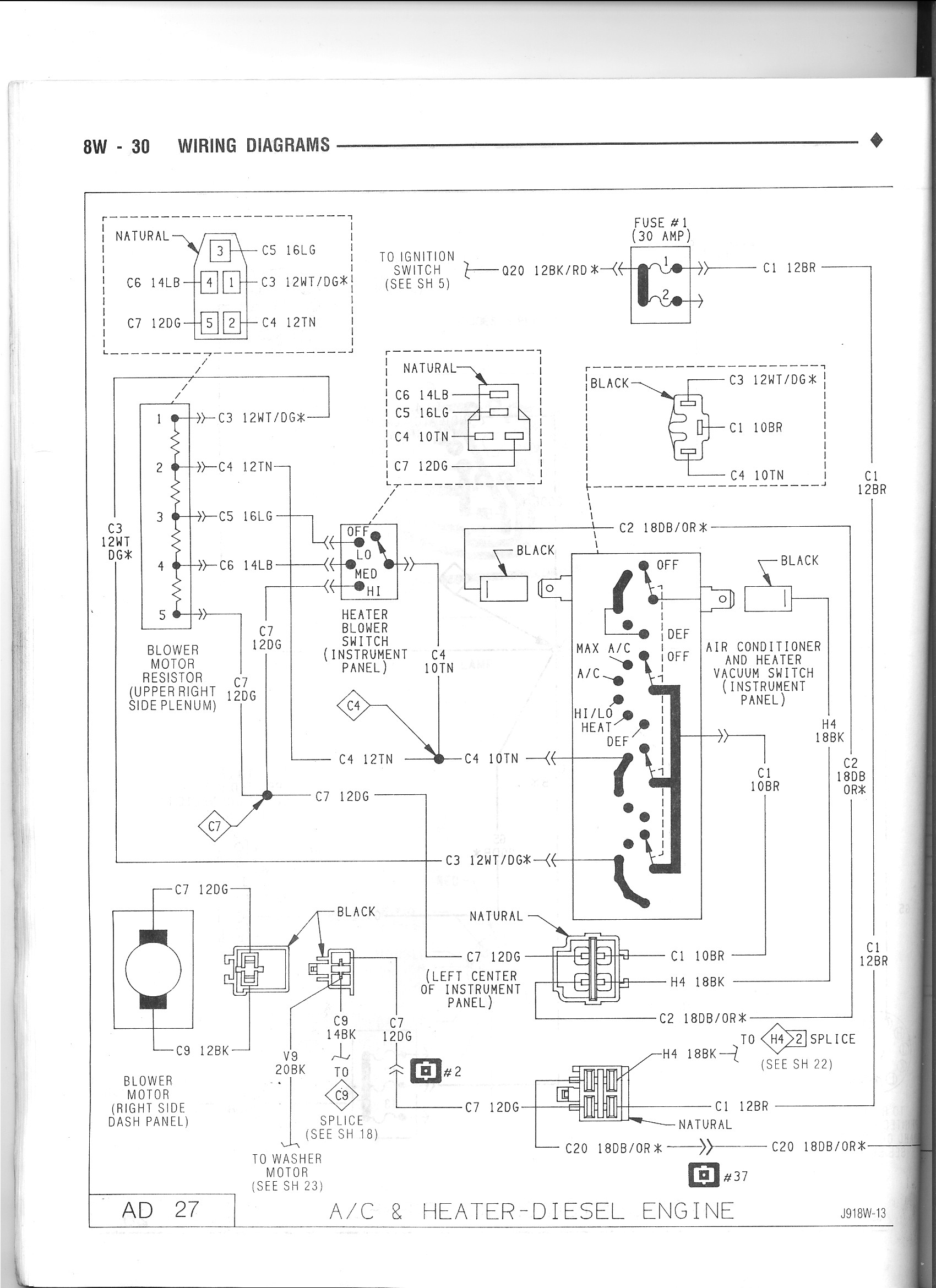 1989 Dodge Dakota Headlight Wiring Diagram Trusted Shadow 89 Ram 2500 Fuse Box 99